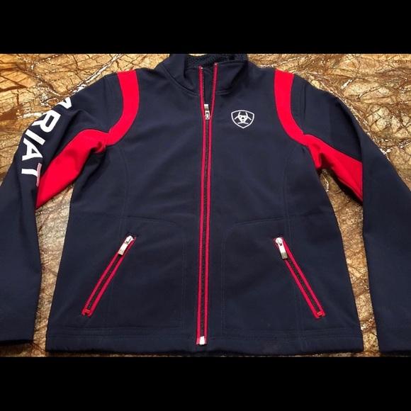 66fe39ea88 Ariat Jackets   Blazers - NWOT Ariat team softshell jacket.